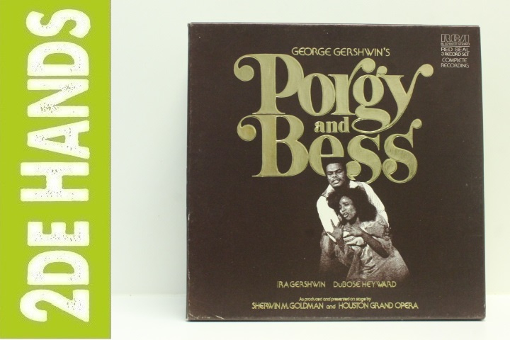 George Gershwin  – Porgy And Bess (3LP BOX) H40