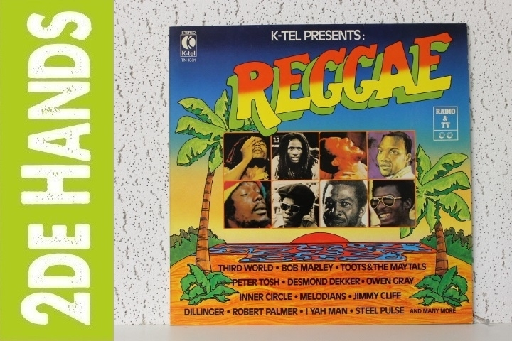 Verzamel - Reggae (LP) C20