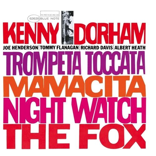Kenny Dorham - Trompeta Toccata (LP)