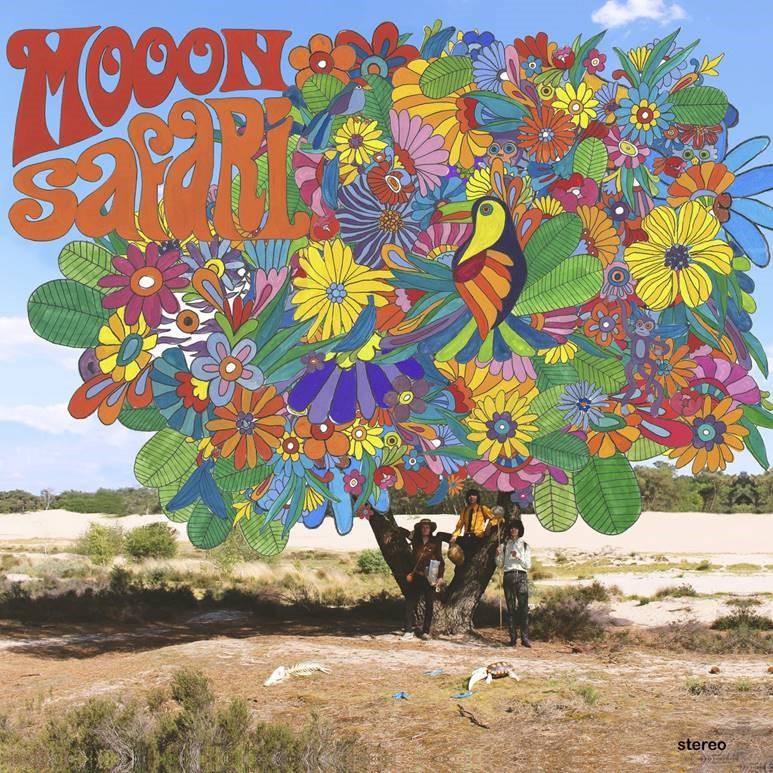 Mooon - Safari (LP)