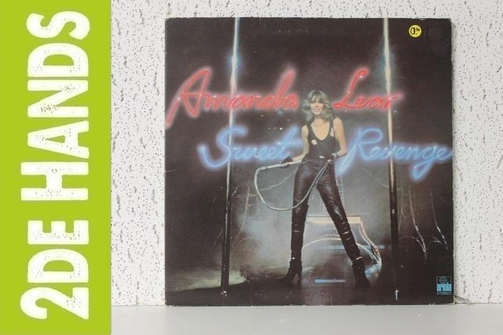 Amanda Lear - Sweet Revenge (LP) F20