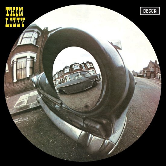 Thin Lizzy - Thin Lizzy (LP)