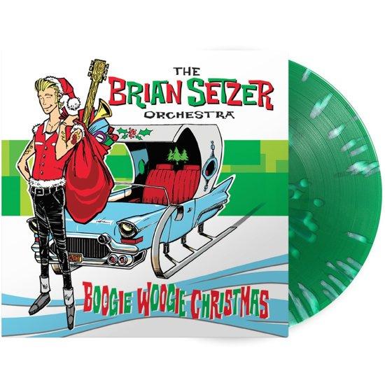 Brian Setzer Orchestra - Boogie Woogie Christmas (LP)