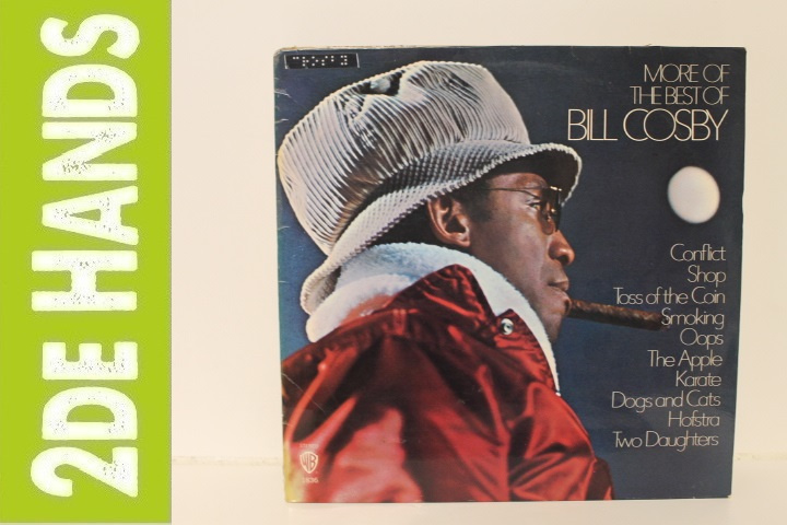 Bill Cosby ‎– More Of The Best Of Bill Cosby  (LP) B40