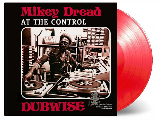 Mikey Dread - At the Control Dubwise (LP)