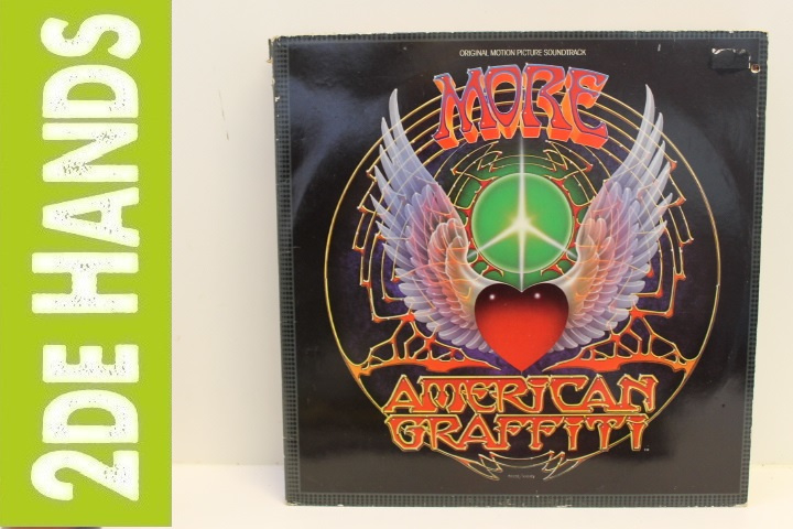Various – Original Motion Picture Soundtrack - More American Graffiti (LP) J50