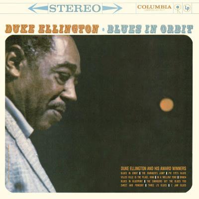 Duke Ellington – Blues In Orbit (LP)