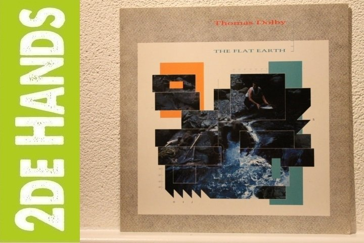 Thomas Dolby ‎– The Flat Earth (LP) B50