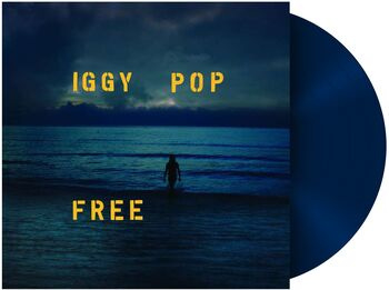 Iggy Pop - Free -LTD- (LP)