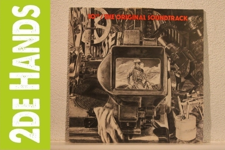 10cc - The Original Soundtrack (LP) G50