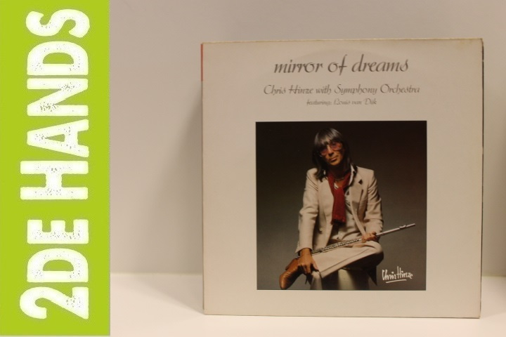 Chris Hinze Mirror Of Dreams.Chris Hinze Mirror Of Dreams Lp E20 Jazz Lp S Bob S