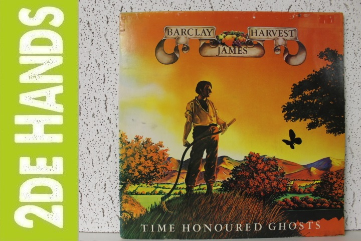 Barclay James Harvest – Time Honoured Ghosts (LP) A30