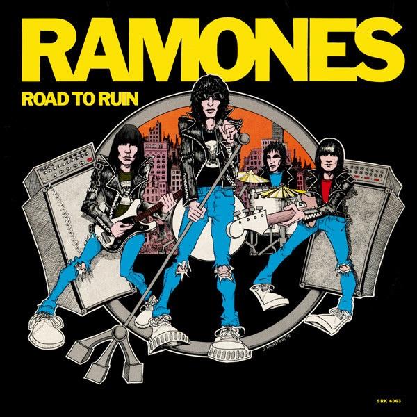 Ramones – Road To Ruin (LP)