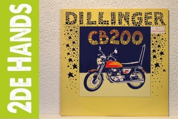 Dillinger - CB 200 (LP) D70