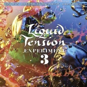 Liquid Tension Experiment - LTE3 (2LP+CD)