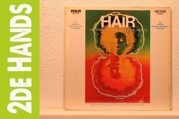 Hair Original Cast - Hair (LP) A90