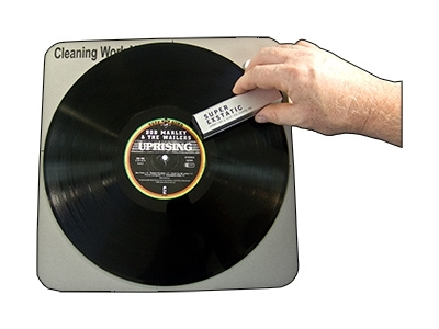 Vinyl Reinigings werkmat
