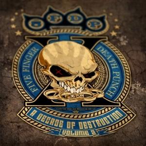 Five Finger Death Punch - A Decade of Destruction, Vol. 2 (2LP)