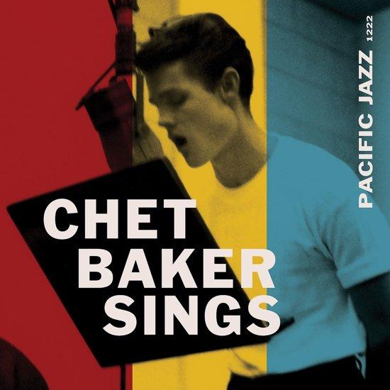 Chet Baker - Sings (LP)
