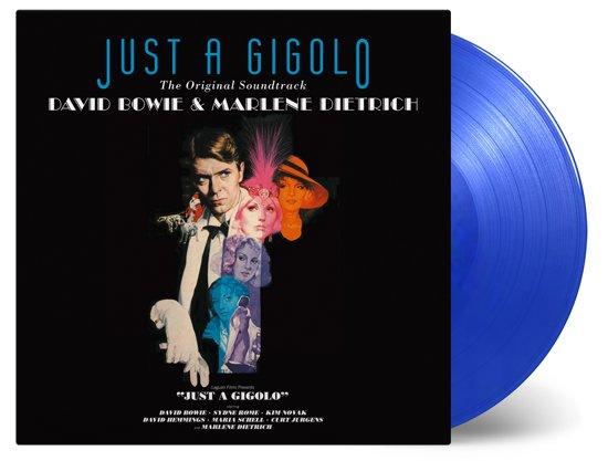 David Bowie & Marlene Dietrich – Just A Gigolo (The Original Soundtrack) (LP)