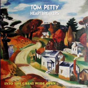 Tom Petty And The Heartbreakers ‎– Into The Great Wide Open (LP)