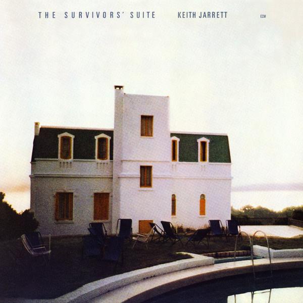 Keith Jarrett – The Survivors' Suite (LP)