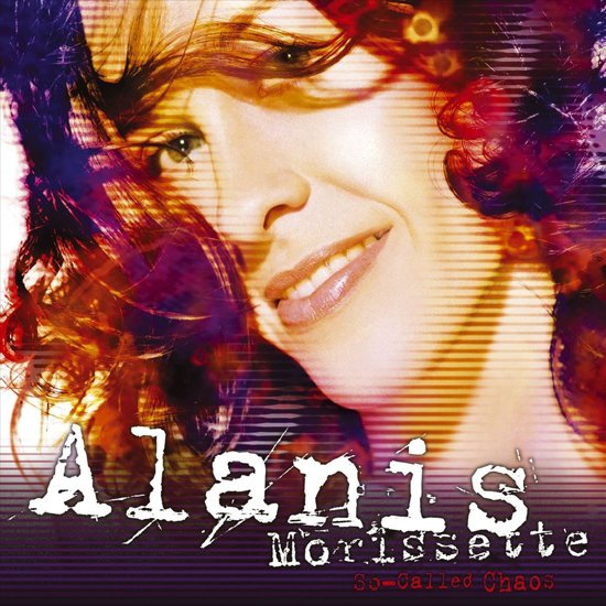 Alanis Morissette - So Called Chaos (LP)