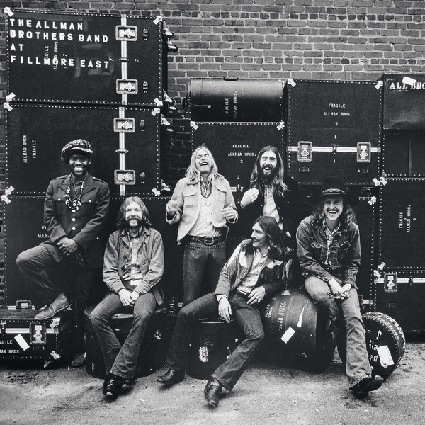 Allman Brothers Band - Live At The Fillmore East (2LP)