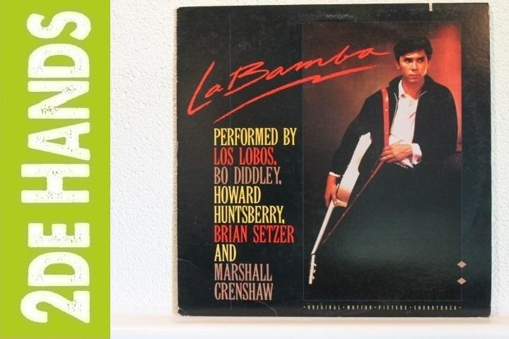 Los Lobos e.a. - La Bamba OST (LP) H20
