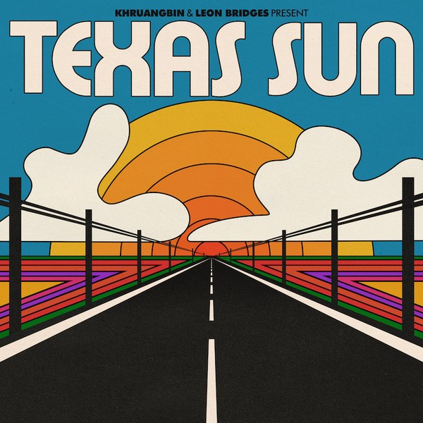 Khruangbin & Leon Bridges - Texas Sun (LP)