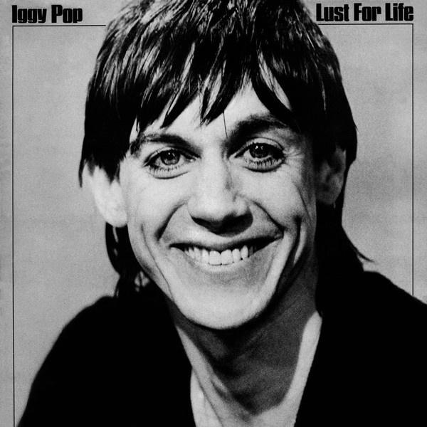 Iggy Pop – Lust For Life (LP)