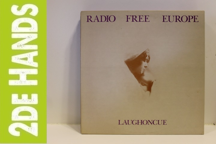 Radio Free Europe ‎– Laughoncue (LP) G30