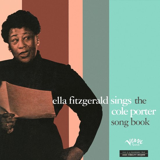Ella Fitzgerald - Sings The Cole Porter Songbook (2LP)