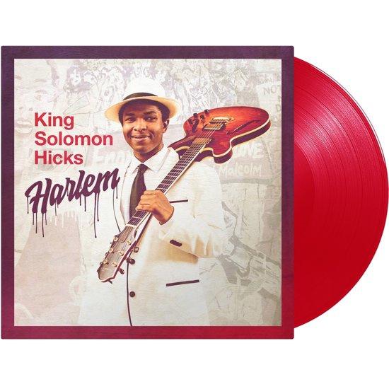 King Solomon Hicks - Harlem (LP)