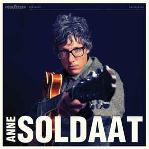 Anne Soldaat – Anne Soldaat (LP+CD)