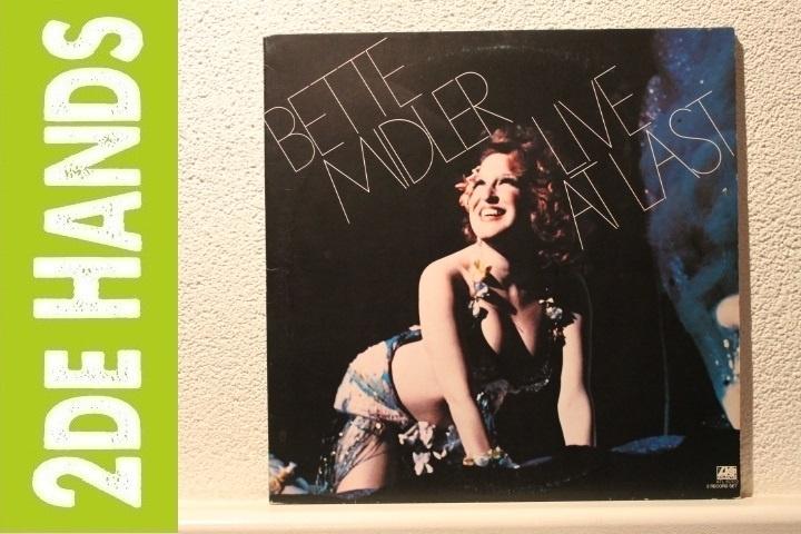 Bette Midler - Live At Last (2LP) A60