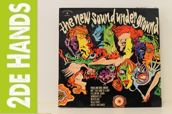 Various – The New Sound - Underground (LP) H50