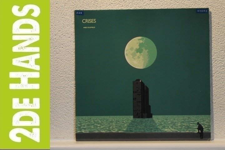 Mike Oldfield - Crises (LP) A80