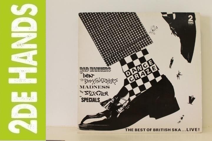 Various – Dance Craze (LP) K20
