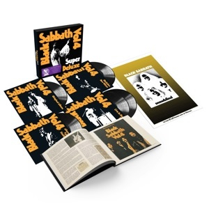 Black Sabbath - Vol.4 (DeLuxe Boxset)