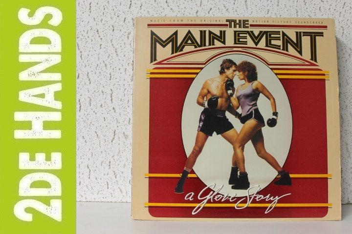 Barbra Streisand ‎– The Main Event (A Glove Story) (LP) C40