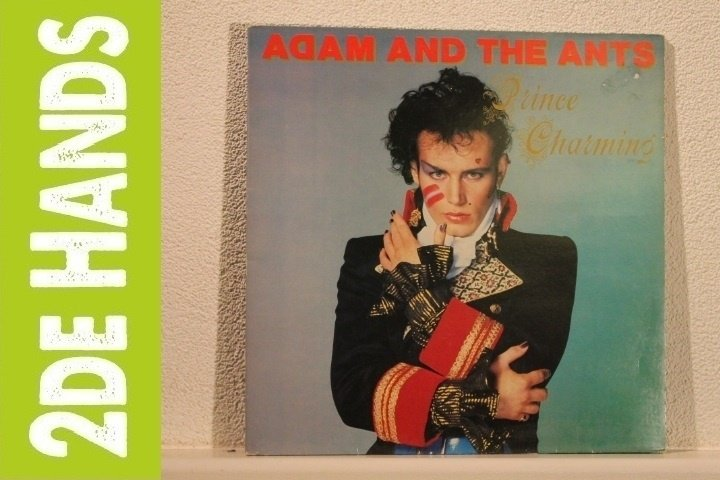 Adam And The Ants - Prince Charming (LP) B50