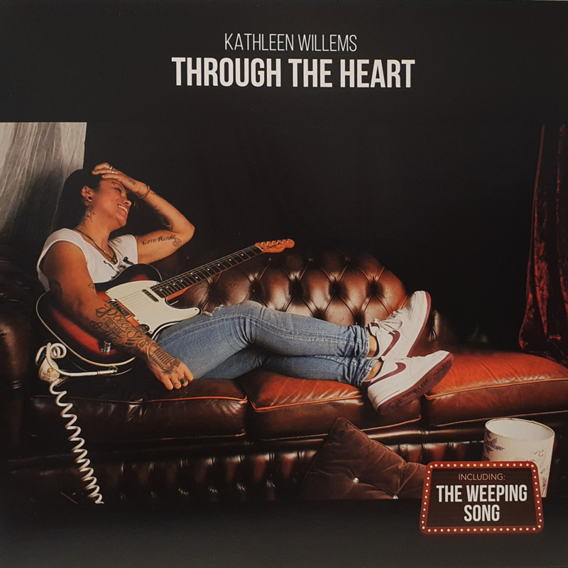 Kathleen Willems - Through The Heart (LP)