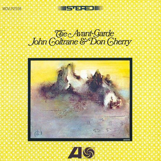 John Coltrane & Don Cherry - The Avant-Garde (LP)