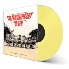 Elmer Bernstein - Magnificent Seven -LTD- (LP)