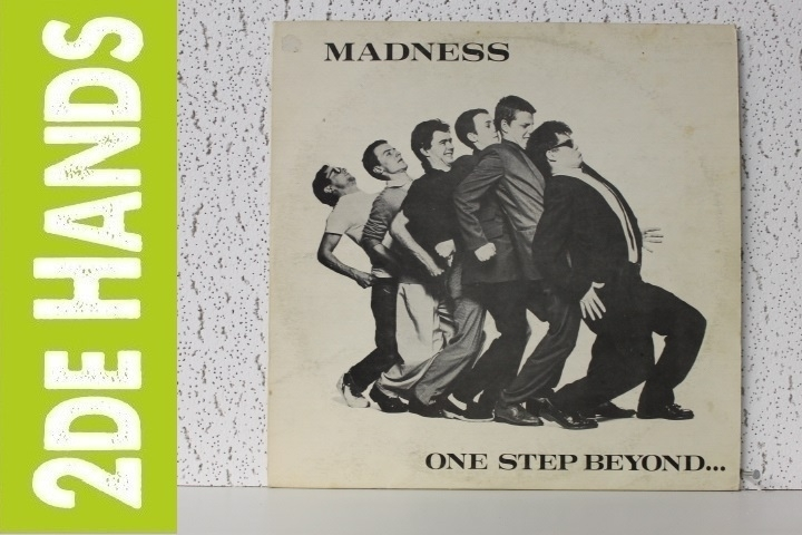 Madness - One Step Beyond (LP) K10