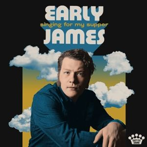 Early James - Singing For My Supper (LP)