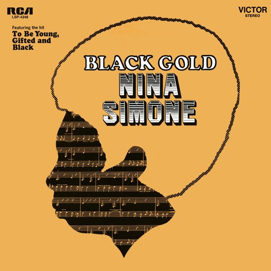 Nina Simone - Black Gold (LP)