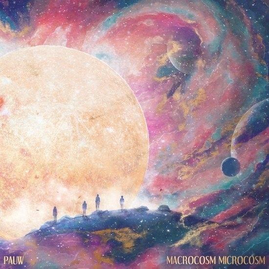 PAUW - Macrocosm Microcosm (LP)