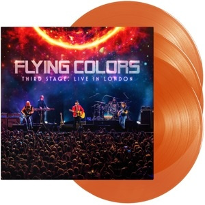 Flying Colors - Third Stage:Live In London (PRE ORDER) (3LP)